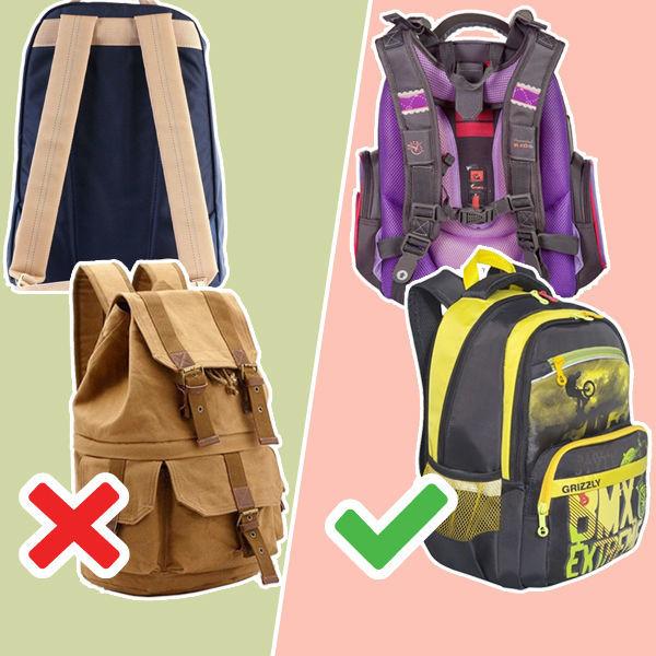 2ef010035481 Как выбрать рюкзак для первоклассника - Я Покупаю